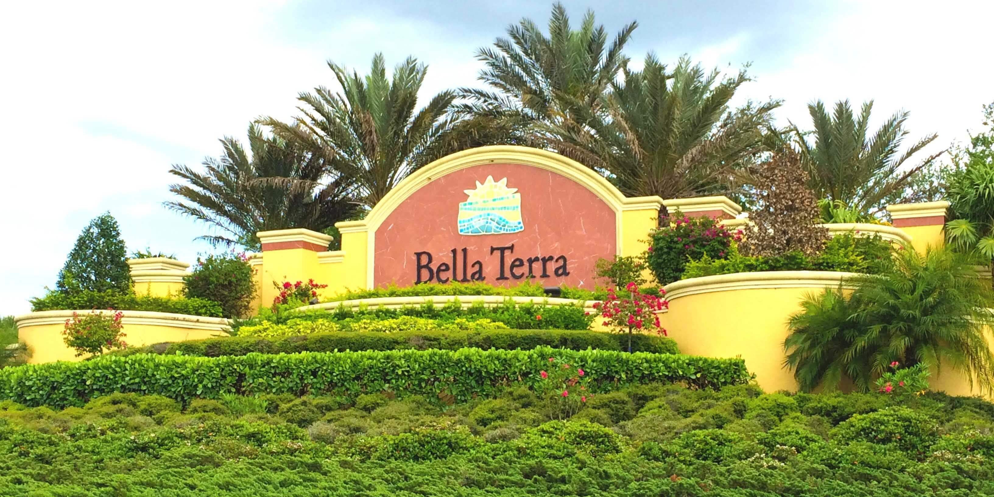 estero-real-estate-bella-terra-enterance